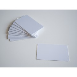 RFID / NFC MIFARE Ultralight® (EV1) White PVC Card