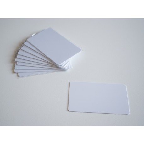 RFID / NFC MIFARE Ultralight® (EV1) White PVC Card