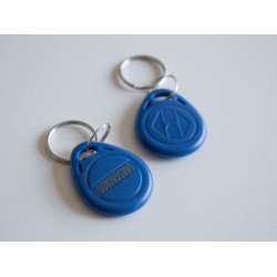 RFID 125kHz Key Fob with a TK4100 chip