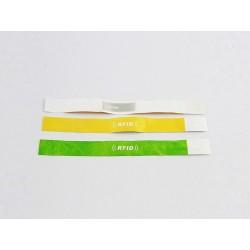 Customized Tyvek RFID/NFC Wristband