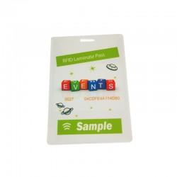 RFID event badge - medium size (M)