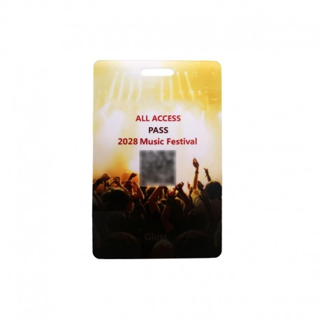 RFID event badge - size small (S)
